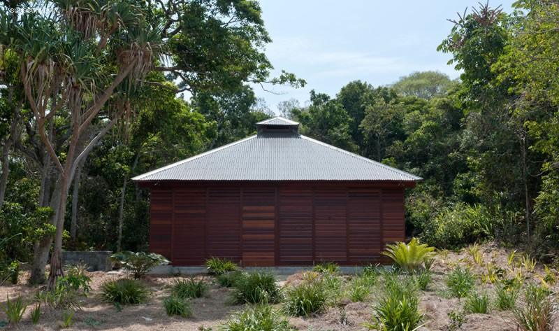 Tropical Beach House 建筑及室内设计欣赏