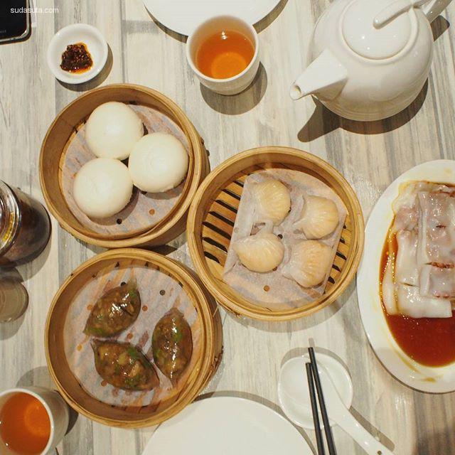 Derpina Leong 吃货,摄影和色彩