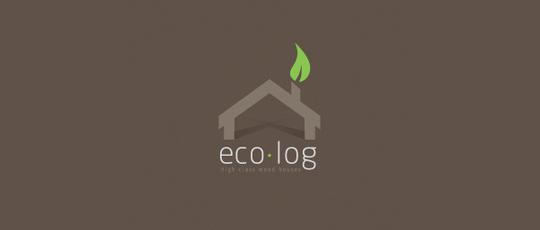 创意LOGO设计欣赏 叶子满满