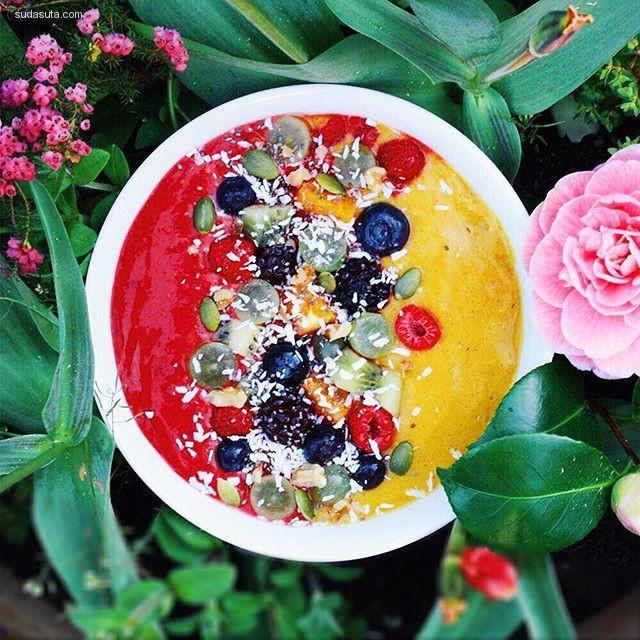 Hannah 舌尖上的艺术 美食摄影欣赏