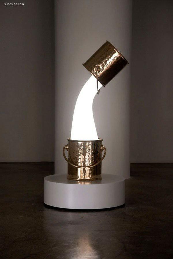 30个创意灯具设计欣赏