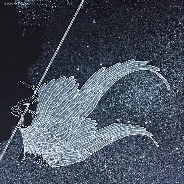 Darya Morgachyova 艺术作品欣赏