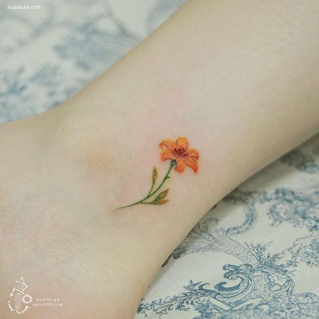 Aro Tattoo 纹身设计欣赏