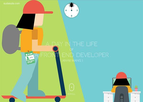 27个新鲜的交互式Web设计实例