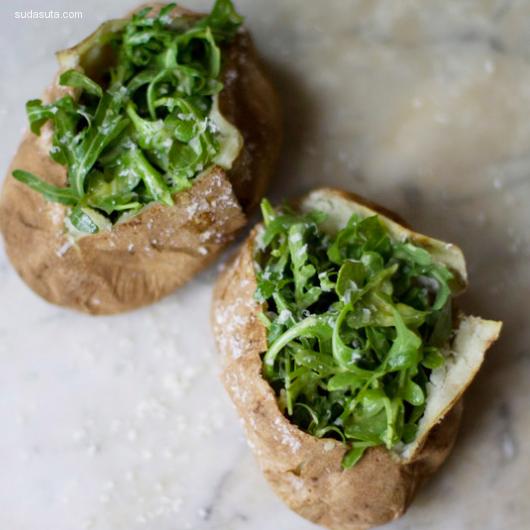 不一样的土豆美食
