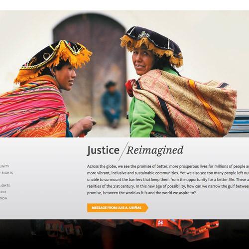 25个带有迷人的视觉故事的网页设计欣赏