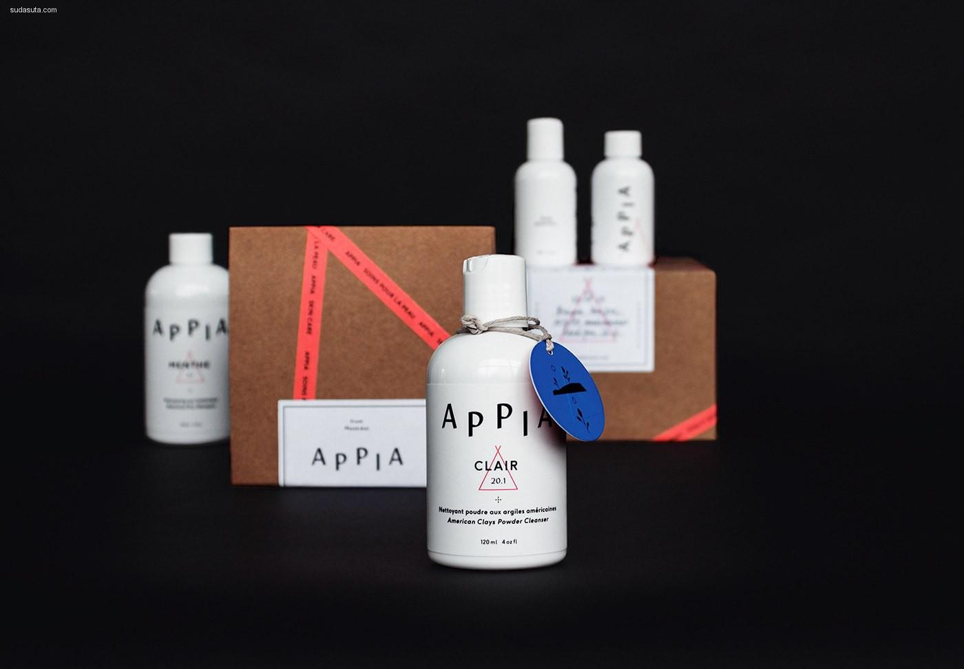 APPIA 品牌设计欣赏