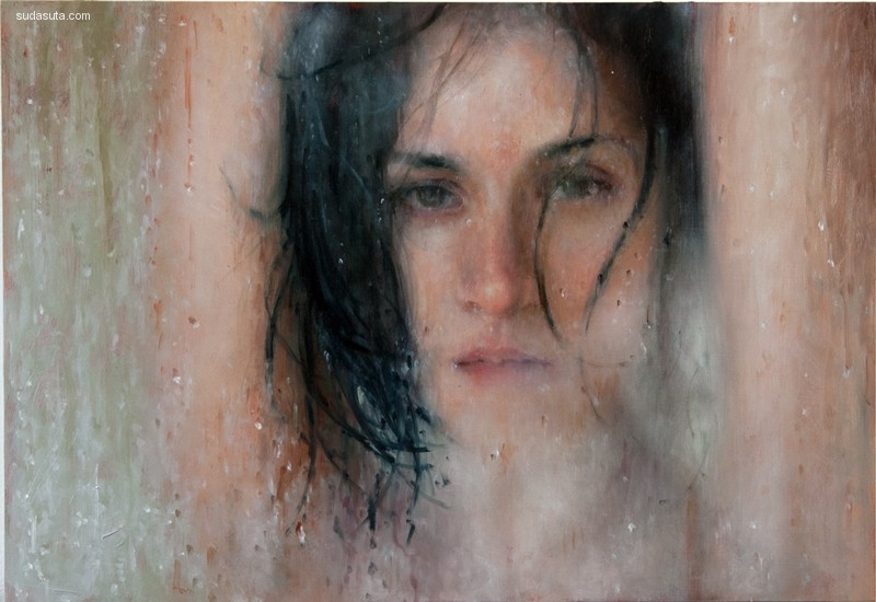 Alyssa Monk 超现实主义绘画艺术欣赏