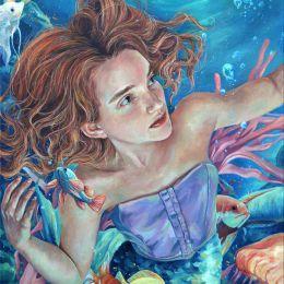 Brianna Angelakis 绘画艺术欣赏