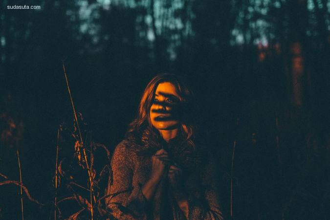 Dennis Elliott 关于青春 超现实主义人像摄影欣赏