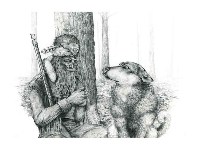 Doozigitis 手绘卡通作品欣赏