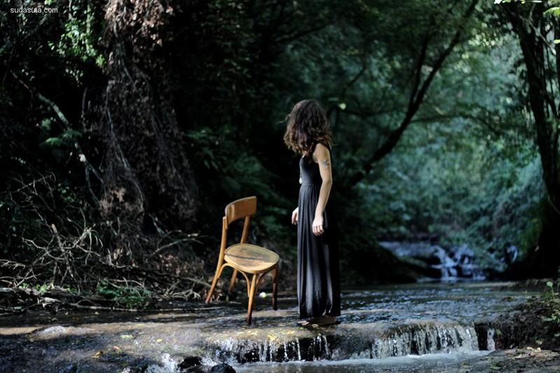 Elena Fortunati 青春摄影欣赏
