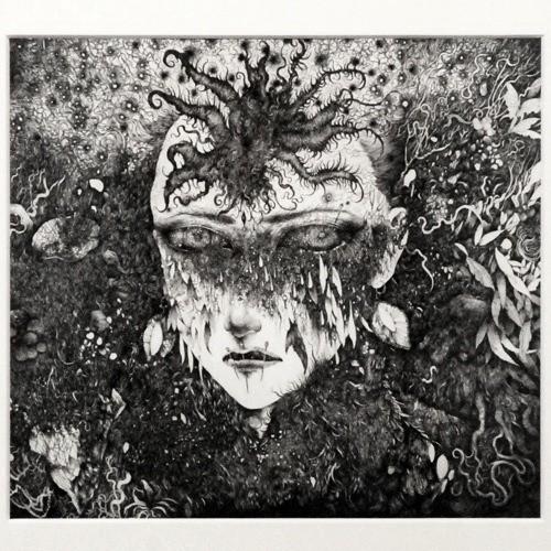 Nao Ikuma 艺术绘画欣赏
