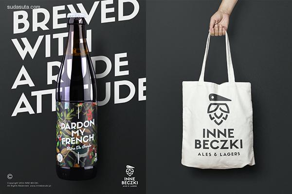 Inne Beczki 品牌设计欣赏