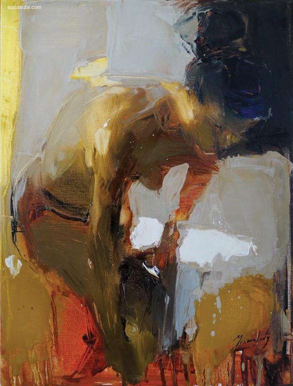 Iryna Yermolova 古典主义绘画艺术欣赏
