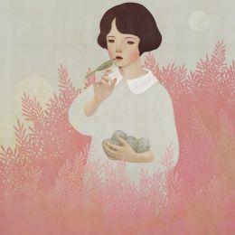 Jiwoon Pak 敏感唯美的绘画艺术