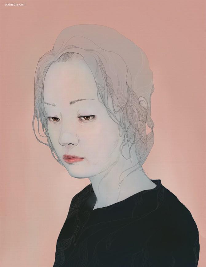 Jo In Hyuk 人像插画欣赏
