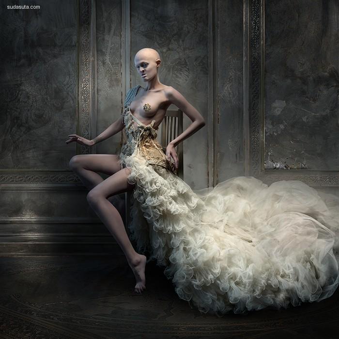 Katarzyna Konieczka 服装设计及时尚摄影欣赏