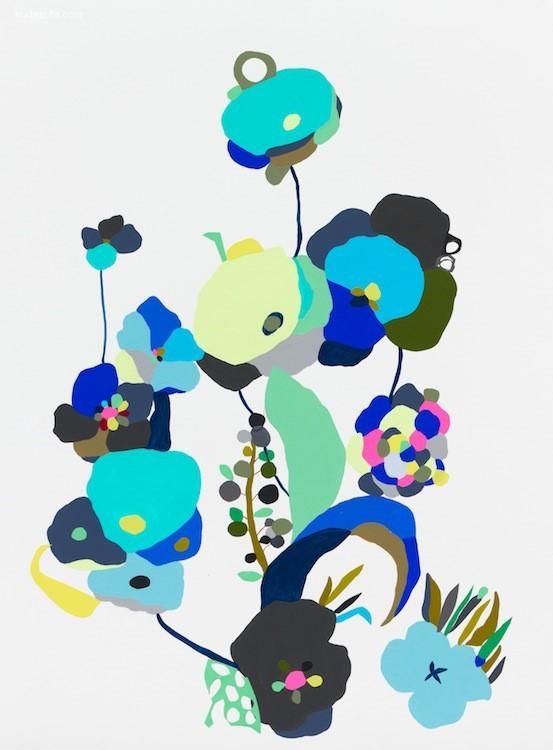 Kirra Jamison 装饰插画欣赏