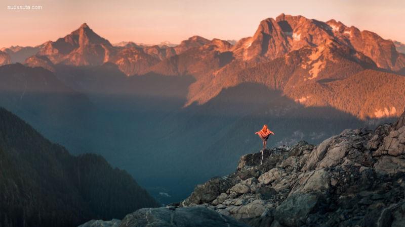 加拿大摄影师Lizzy Gadd 自然摄影欣赏