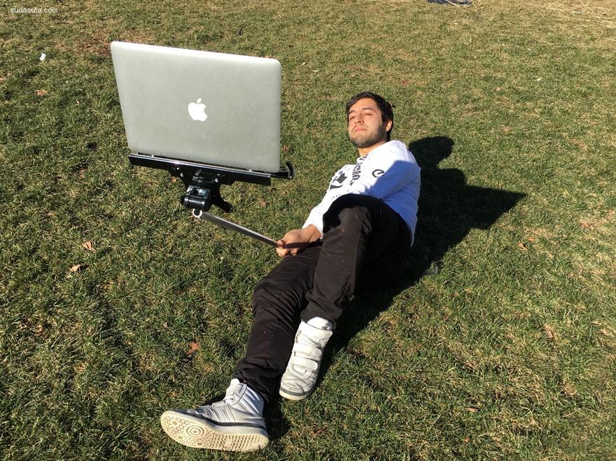 Macbook自拍的使用守则