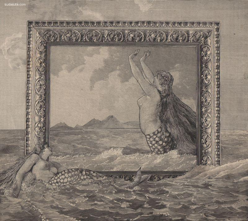 Martin Copertari 古典主义艺术作品欣赏