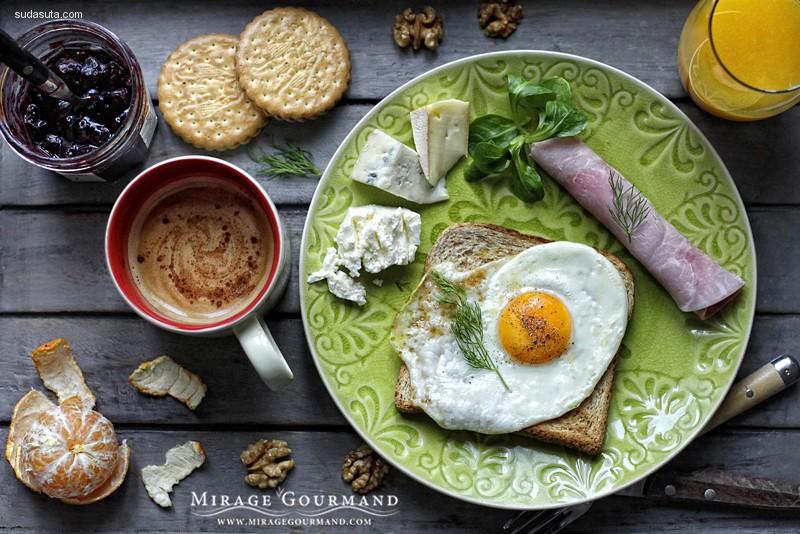 Mirage Gourmand 美食摄影欣赏