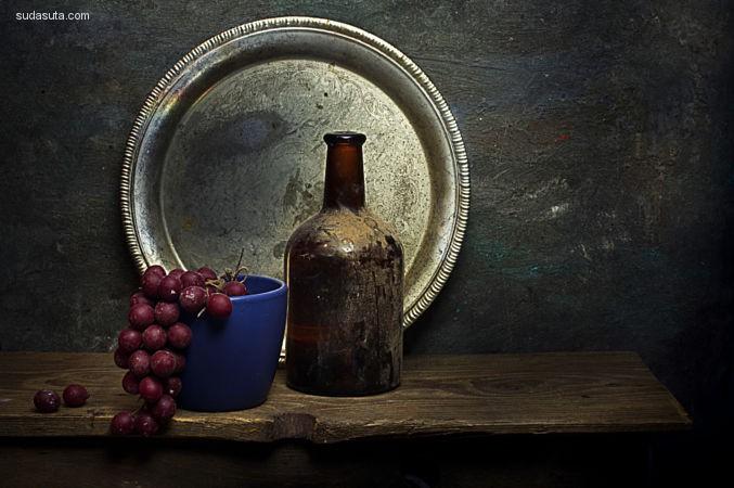 Mostapha Merab Samii 超现实主义静物摄影欣赏