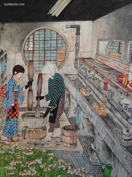 辻川奈美(nami tuikawa)遇见四季