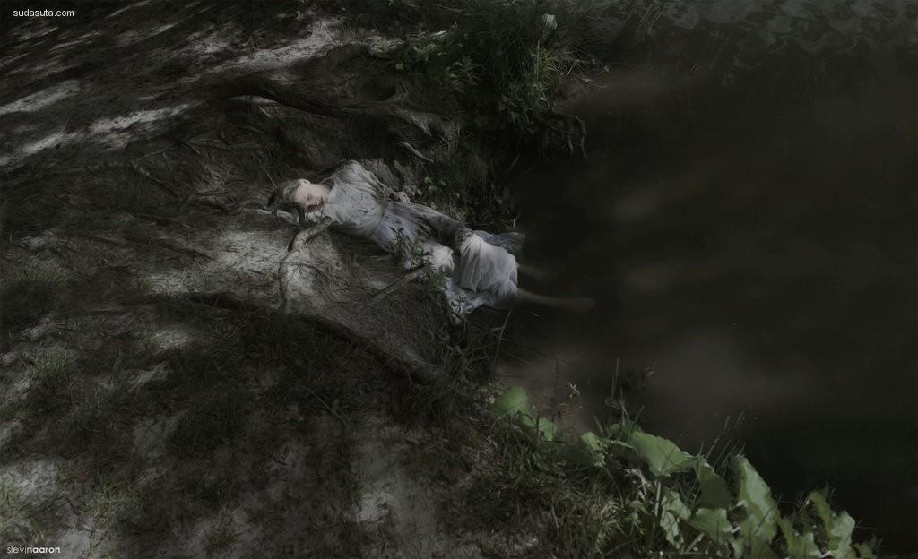 Slevin Aaron 超现实主义摄影作品欣赏