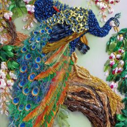 丝绸艺术家 Tetiana Korobeinyk