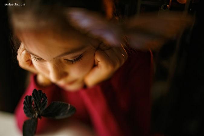 Анастасия Павлова 温馨浪漫的人像摄影作品