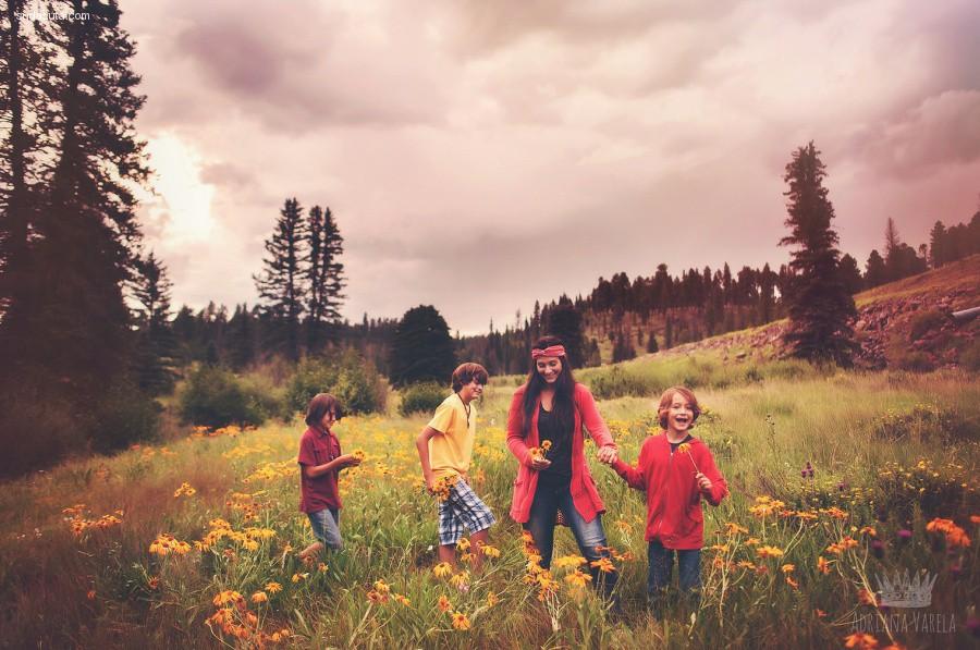 主题摄影欣赏 关于家庭关于爱