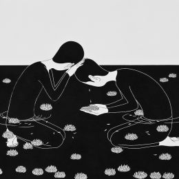 Dae-Hyun Kim 绘画艺术欣赏