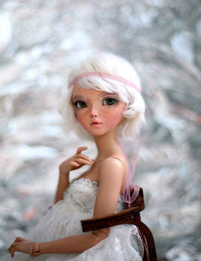 Oso Polar 的不可思议的娃娃们