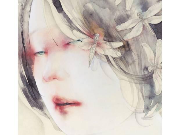 谷口朋栄/taniguchi tomoe 水彩绘画作品欣赏