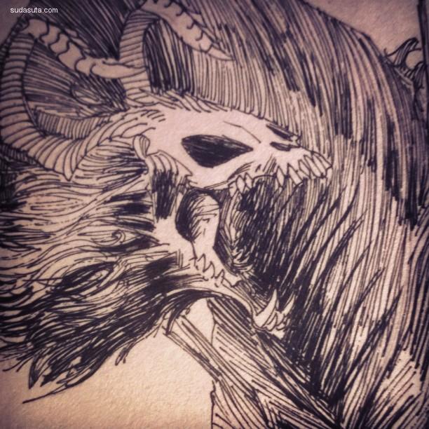 Abigail J Harding 怪物图鉴