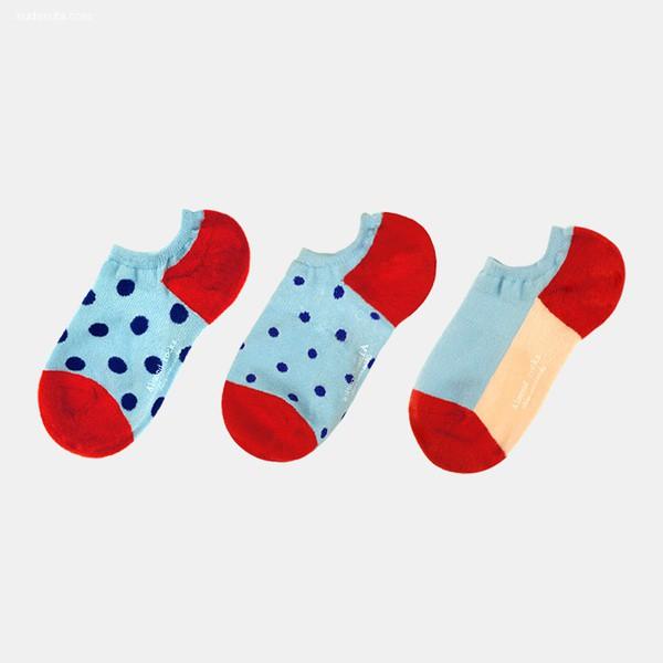 Almond Rocks 快乐的袜子