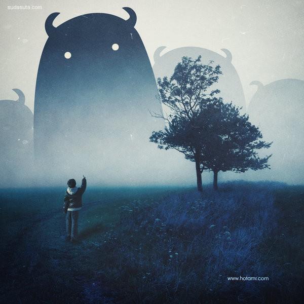 Amr Elshamy 视觉艺术欣赏