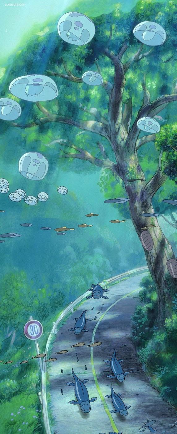 去二次元旅行吧!风景CG欣赏