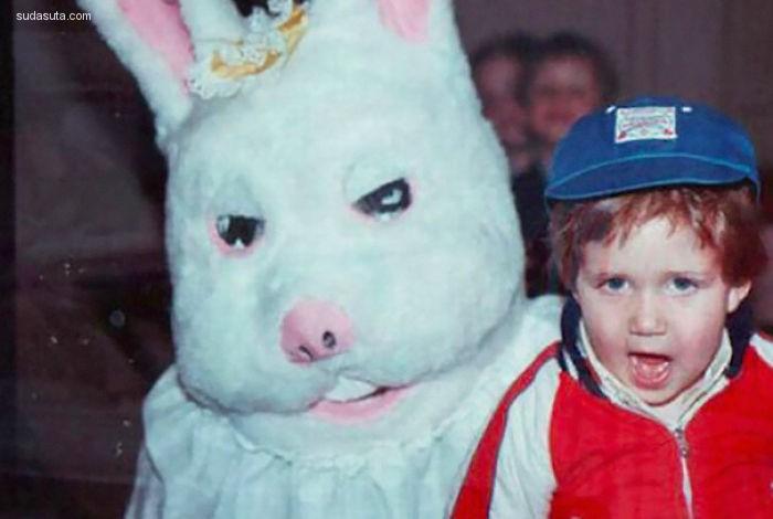 恐怖的兔子日记