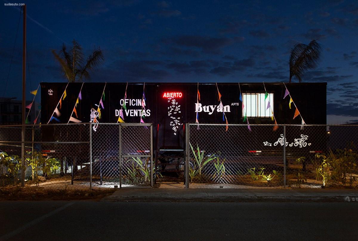 Buyán Apartments 品牌设计欣赏