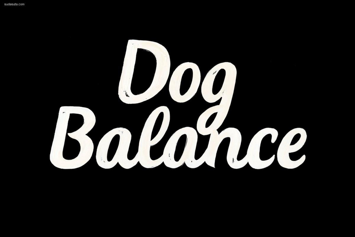 Dog Balance 包装设计欣赏