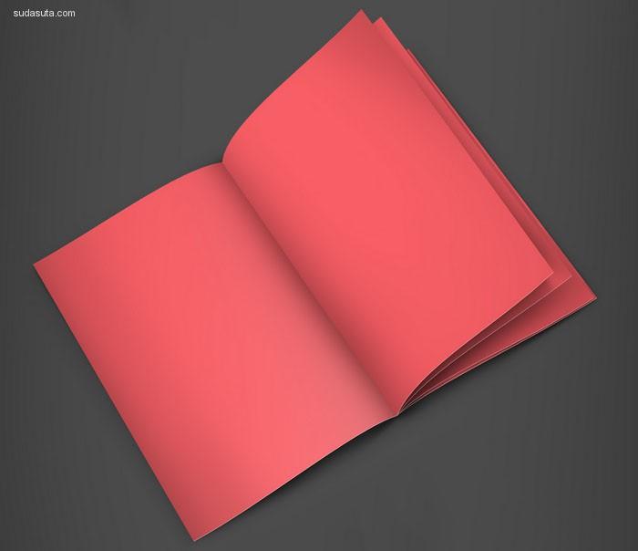 20个免费的产品目录及手册的PSD模板