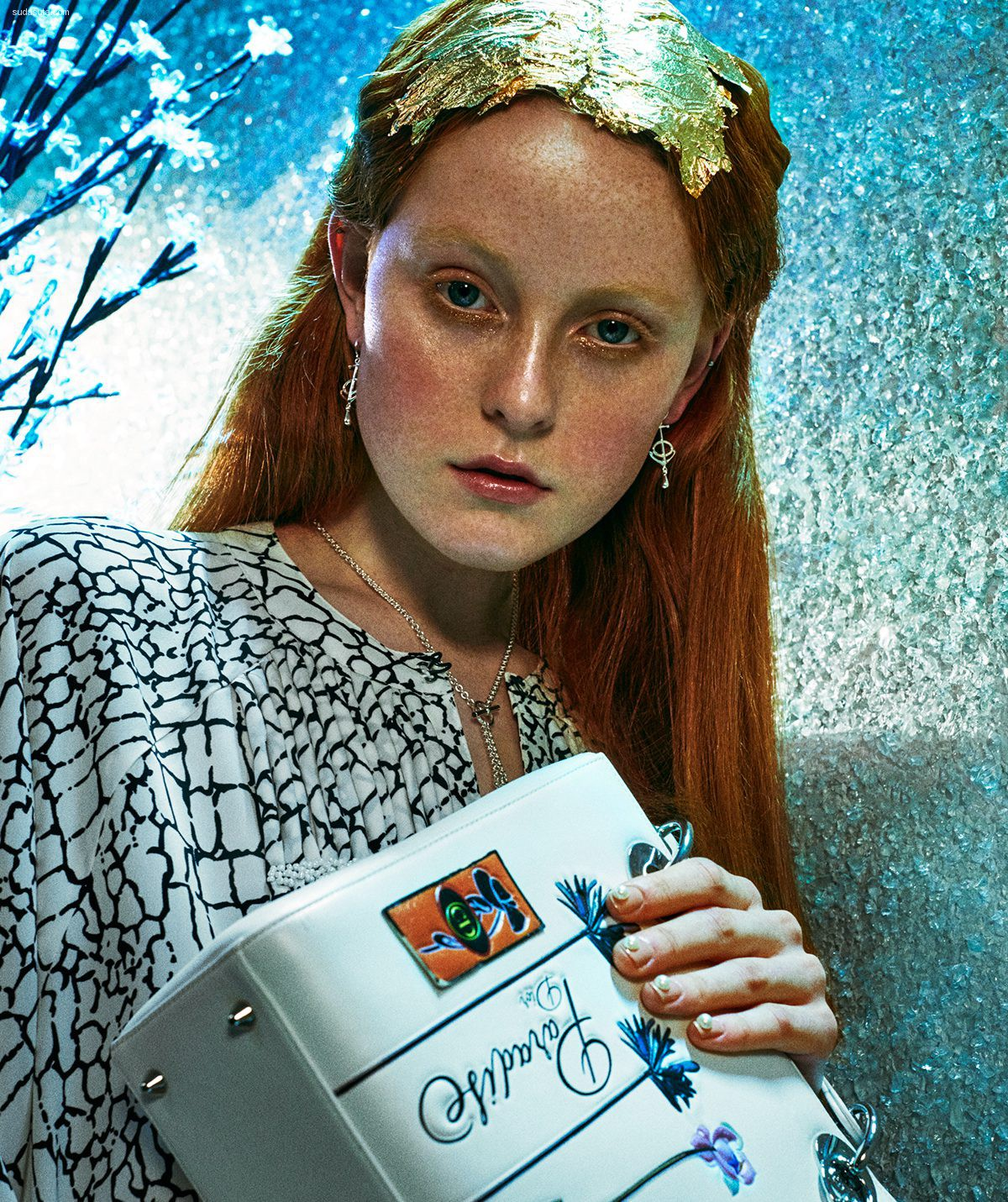 Elizaveta Porodina 时尚摄影《GOLDEN YEARS》