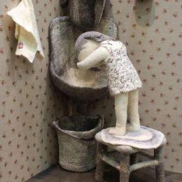 Irina Andreyeva 娃娃和雕塑