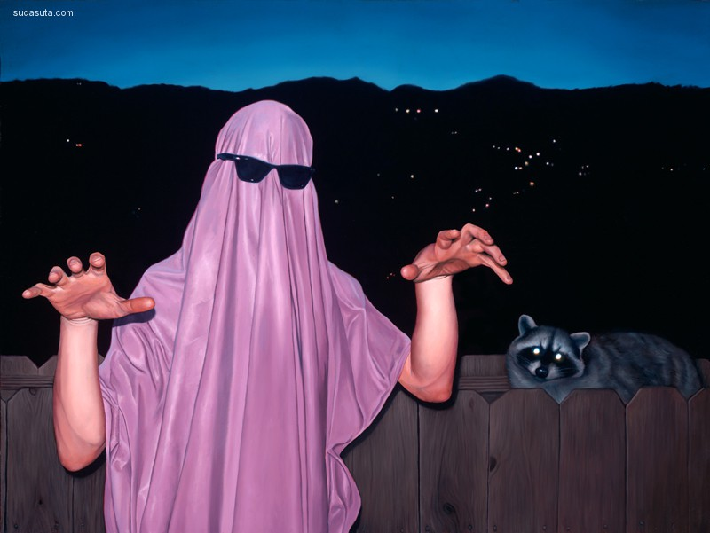 Jeff Ramirez 超现实主义绘画艺术欣赏
