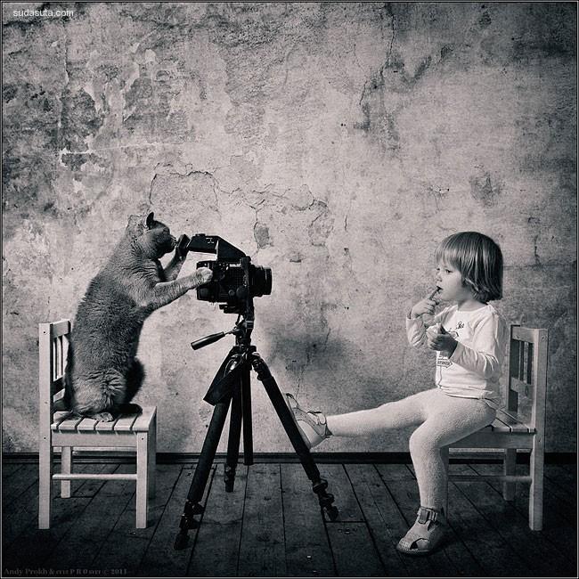 Petersburg Andrey Prokhorov 喵和女孩子的爱