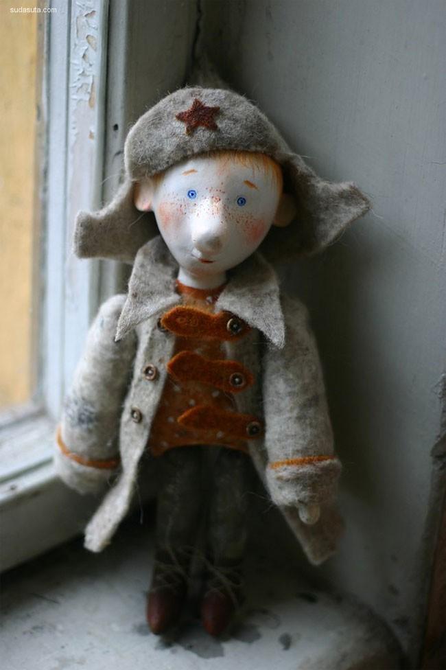 Katerina Kozunenko 玩具娃娃