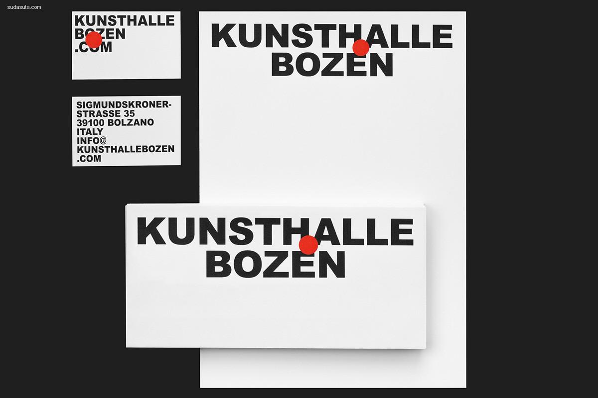 Kunsthalle艺术馆 品牌设计欣赏